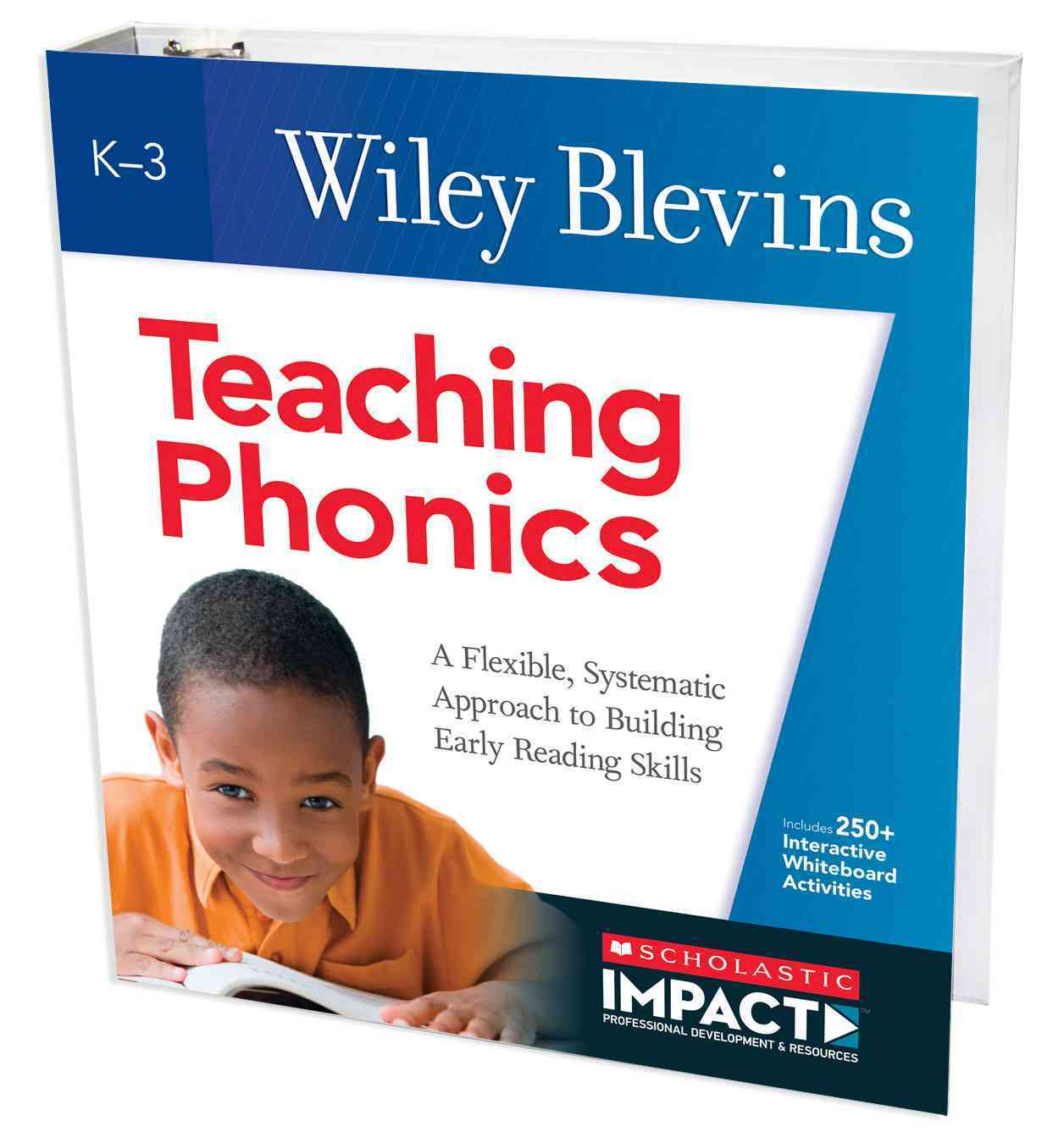 Teaching Phonics By Blevins, Wiley